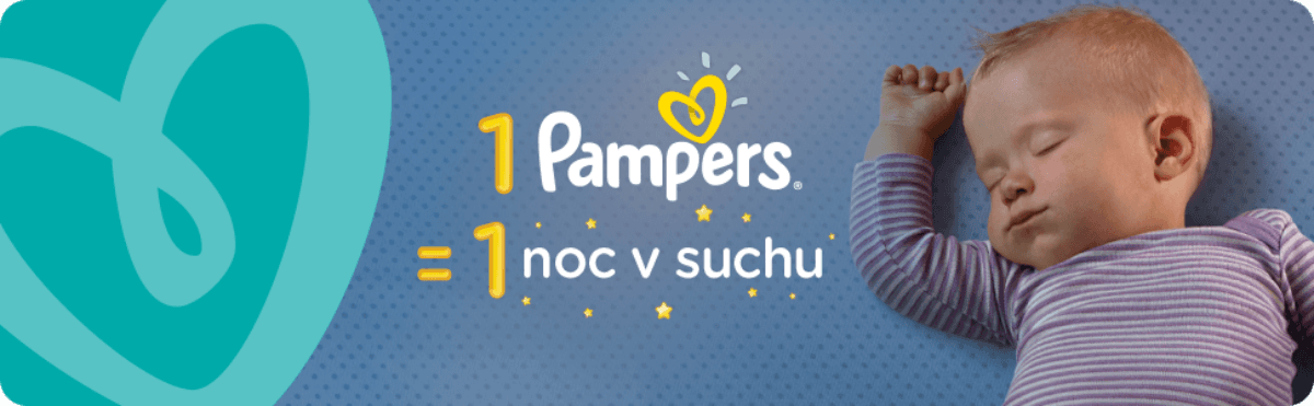 plenky, pampers