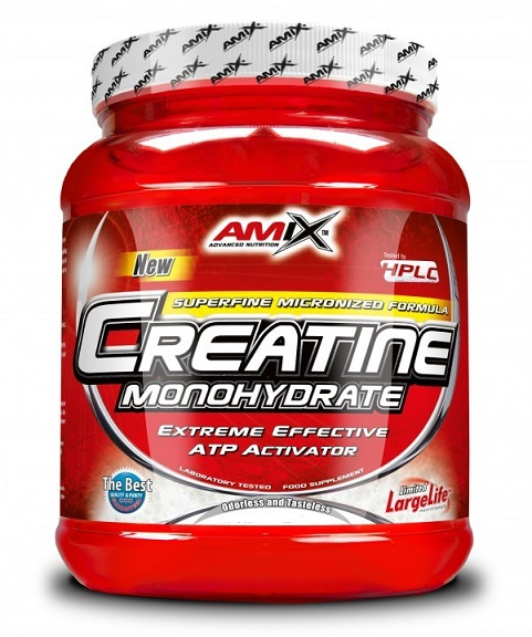 Amix Creatine monohydrate powder, 300g