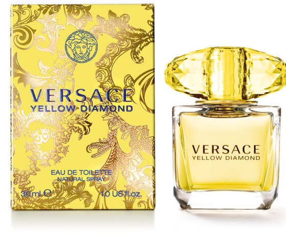 VERSACE YELLOW DIAMOND EdT Vapo 30ml
