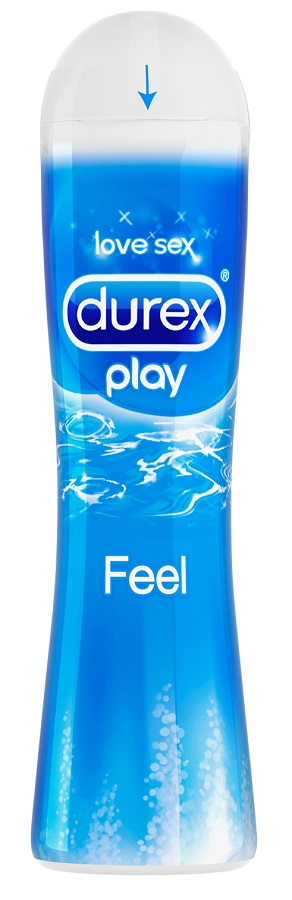 Lubrikační gel Durex Play Feel 50ml