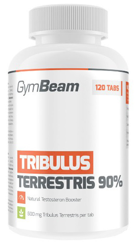 GymBeam Tribulus Terrestris unflavored 120 tablet