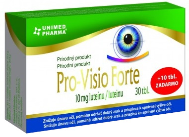 Pro-Visio Forte 30+10 tablet