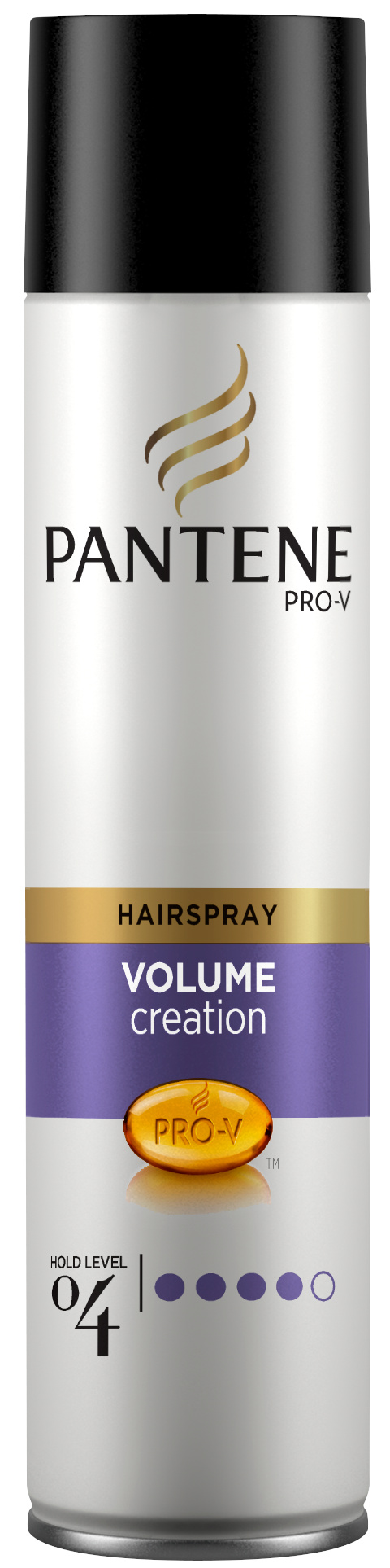 Pantene lak Volume Creation 250ml