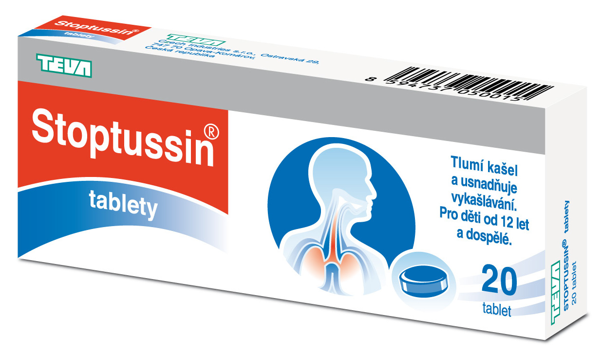 Stoptussin 20 tablet