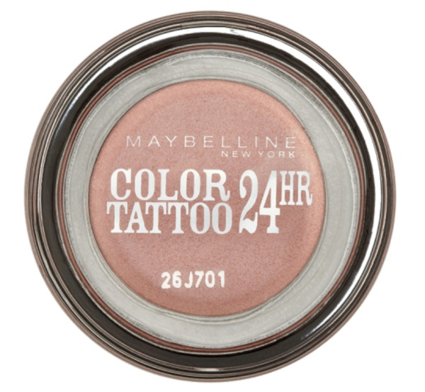 Maybelline Color Tattoo 24hr Pink Gold 65 oční stíny