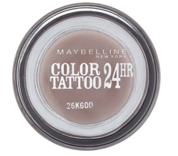 Maybelline Color Tattoo 24hr Permanent Taupe 40 oční stíny
