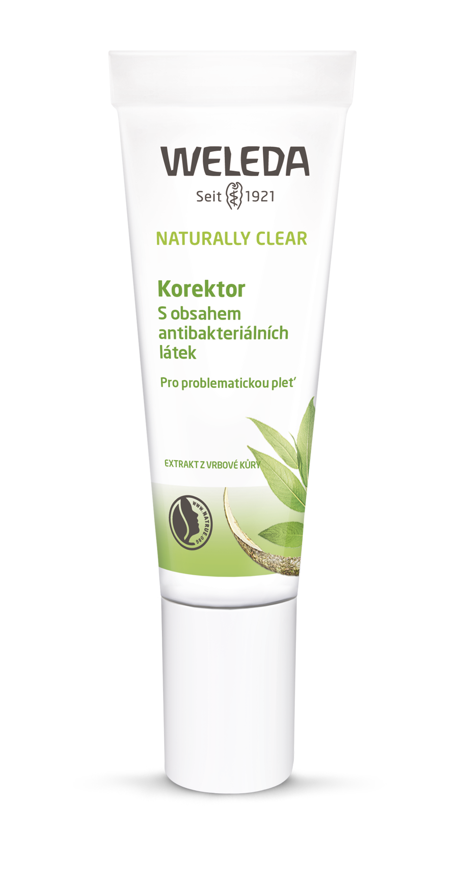 Weleda Naturally Clear Korektor na problematickou pleť 10ml