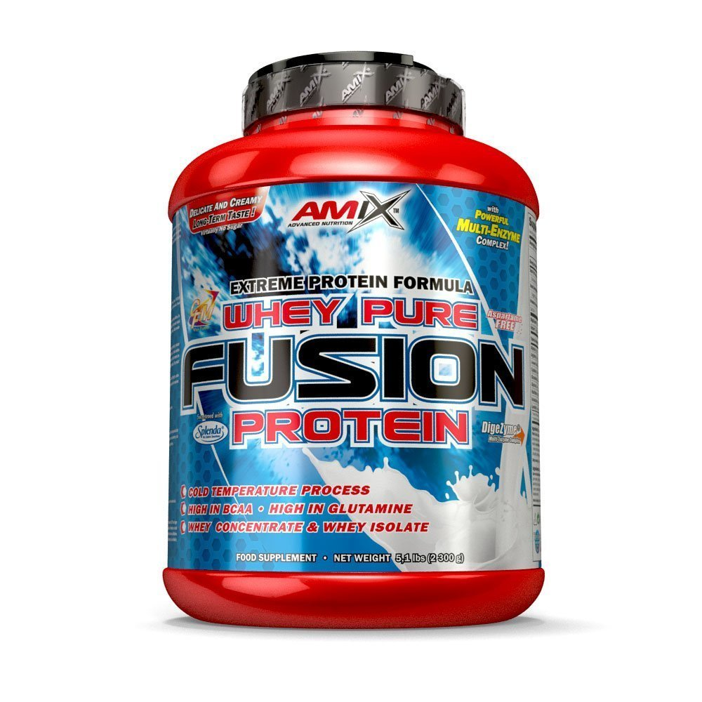 Amix Whey Pure Fusion Protein, Pinacolada, 2300g