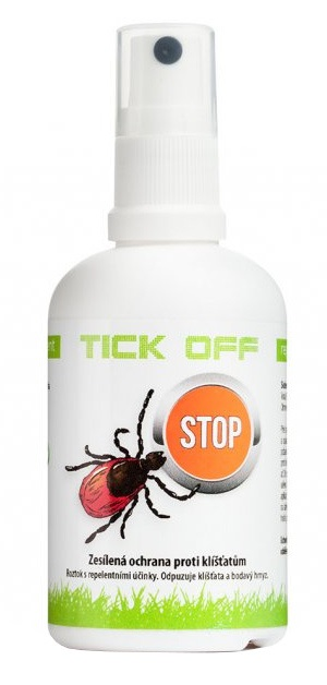 Vakos TICK OFF repelent 100ml