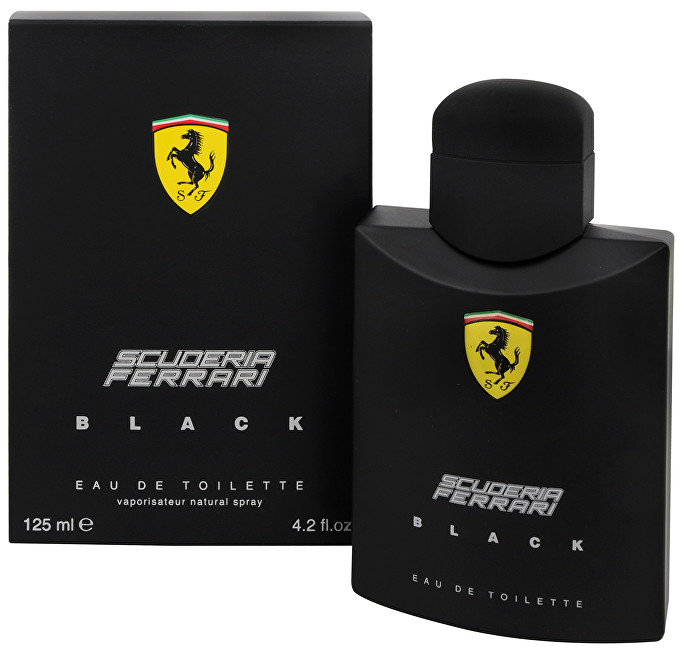 Ferrari Scuderia Black M EDT 125ml