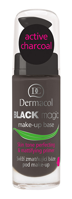 Dermacol Black magic make up base 20ml