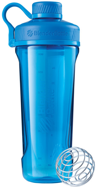 Blender Bottle  BlenderBottle® Radian™ Láhev 940ml - modrá