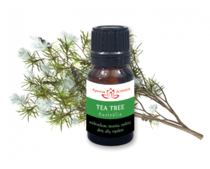 Altevita Esenciální olej 100% - Tea tree 10ml