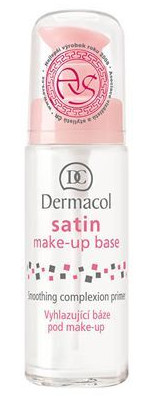 Dermacol Satin make-up base 30ml - Vyhlazující báze pod make-up