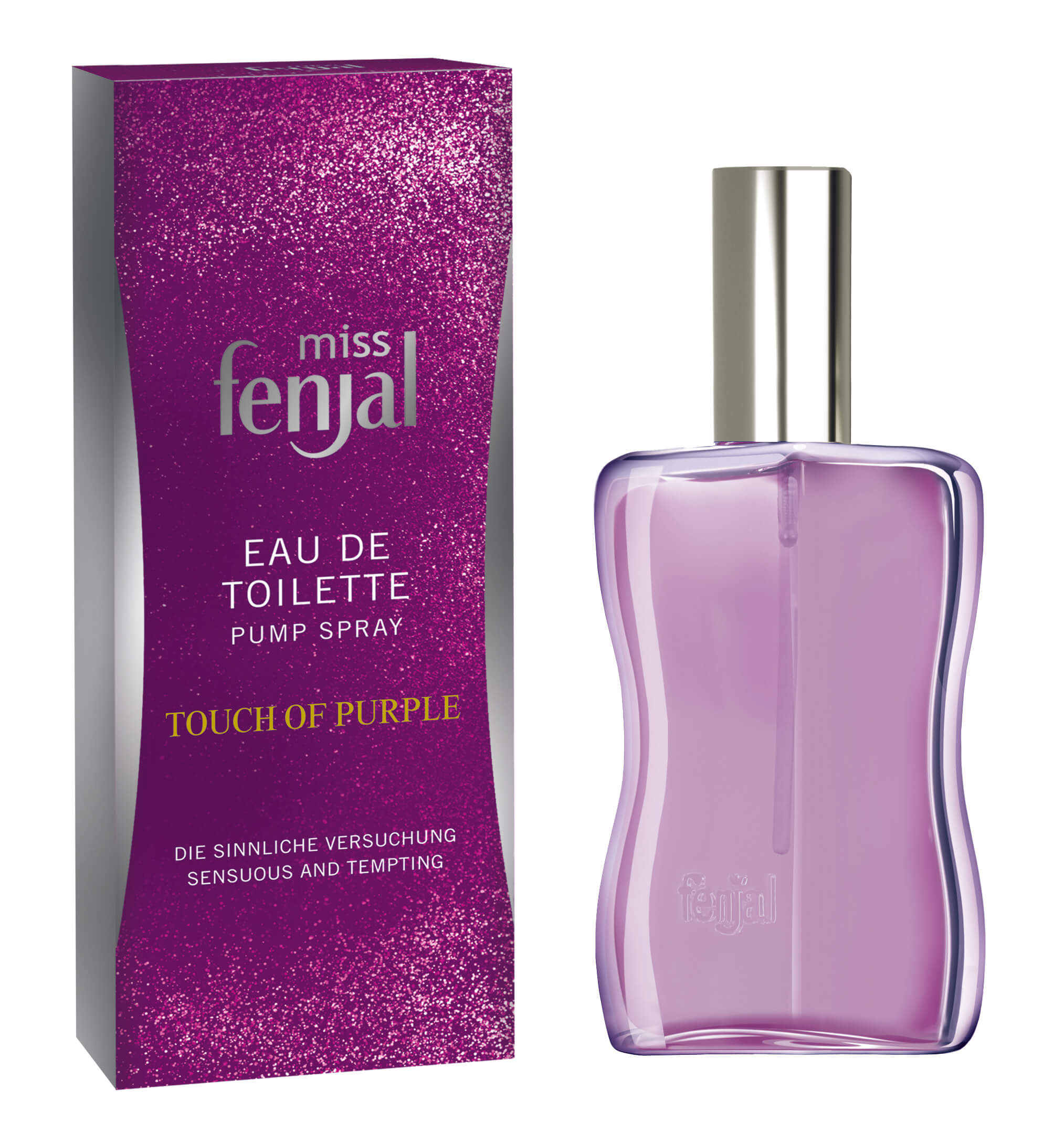FENJAL MISS Touch of Purple EdT 50ml