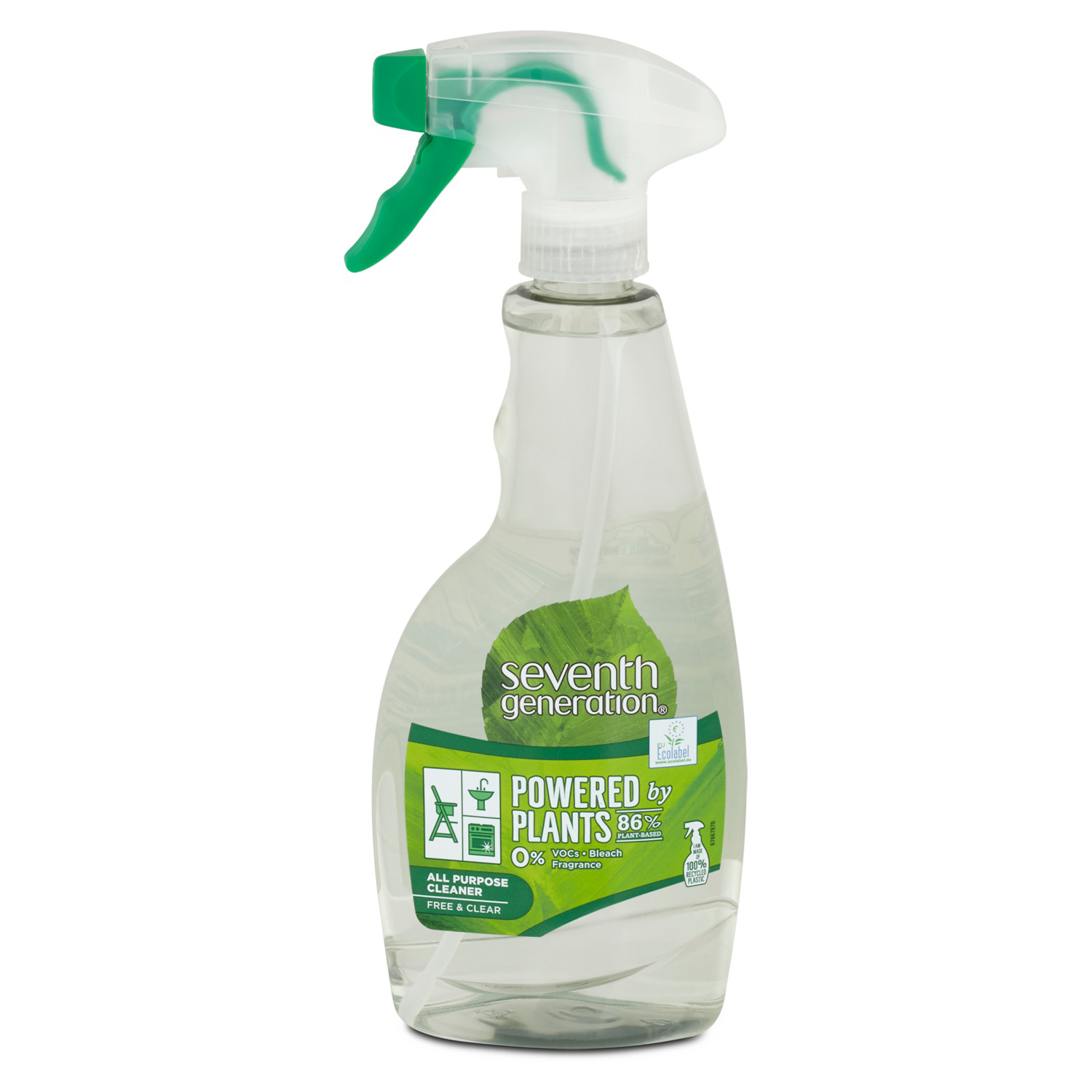 7th Gen univer.sprej Free&Clear 500ml