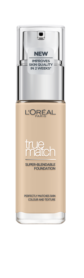 L´Oréal Paris True Match sjednocující krycí make-up 1N Ivory 30ml