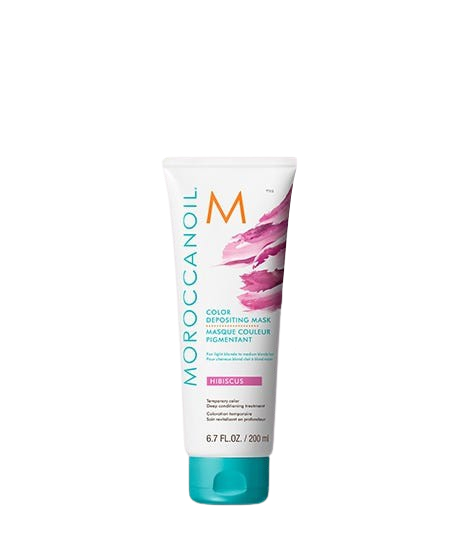 Moroccanoil Color Depositing Mask Hibiscus 200ml