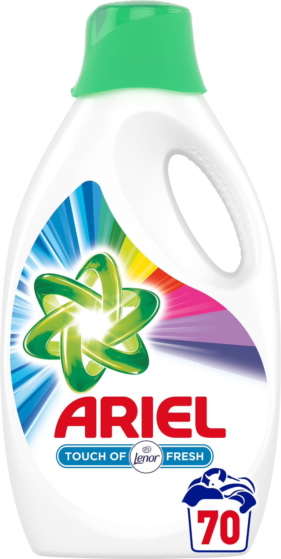 Ariel gel Touch of Lenor Color (70 pracích dávek) 3,85l
