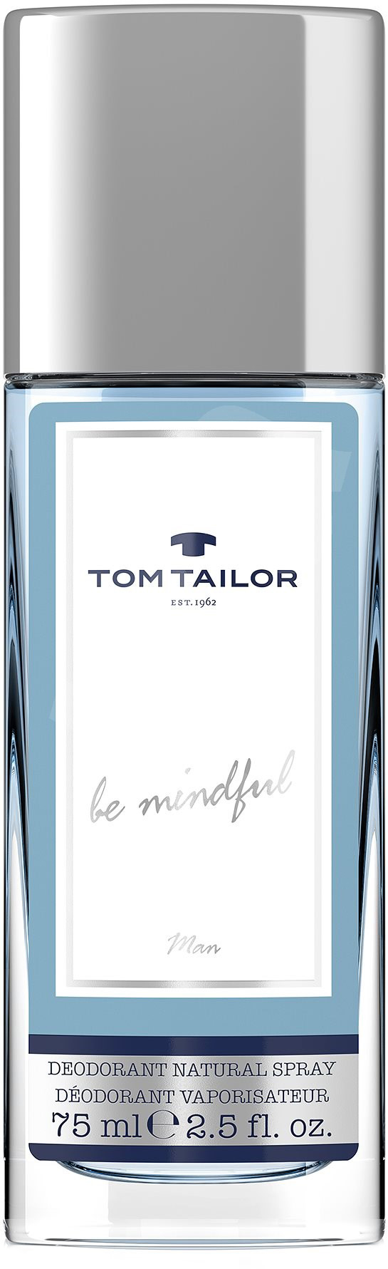 Tom Tailor Be Mindful Man DNS 75ml