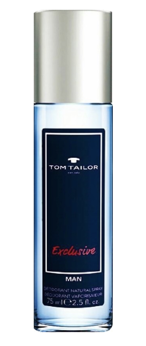 Tom Tailor Exlcusive Man deodorant 75ml