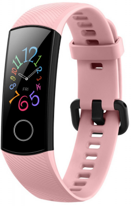 Honor Band 5 Crius-B19S Coral Pink fitness náramek